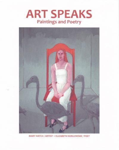 """""""Art Speaks"""", by Mary Hatch and Elizabeth Kerlikowske $30.00"""